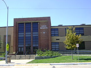 Great Bend High School High school in Great Bend, Kansas, United States