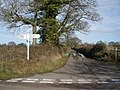 Greendale Cross - geograph.org.uk - 1153234.jpg