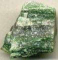 Greenlandite (fuchsite-quartz gneiss), Greenland.jpg