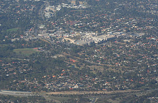 Greensborough, Victoria Suburb of Melbourne, Victoria, Australia
