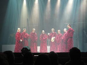 Gregorian (band) - Gregorian in 2009
