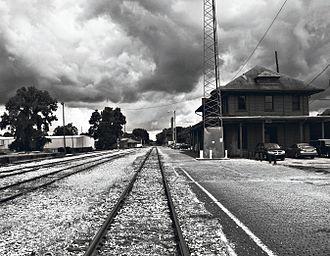 Grenada, Mississippi - Grenada Depot, 2010