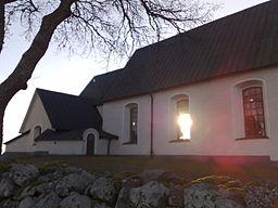 Villberga kirke