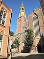 Groningen, toren van de Aakerk RM18423 foto2 2013-08-04 09.51.jpg