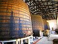 Gros fûts de la tour du cellier de la KWV.jpg