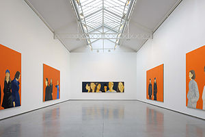 Galerie Thaddaeus Ropac - Galerie Thaddaeus Ropac Paris