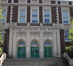 Grover Cleveland High School Portland Oregon photo2.jpg