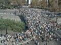 Guerra puente Pío Nono 2000.jpg