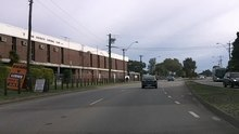 File:Guildford Road westbound to Bassendean Oval.ogv