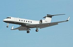 Gulfstream V - Image: Gulfstream Aerospace G V Gulfstream V AN0811210