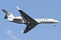 Gulfstream Aerospace G550(N401HB) (5699867908).jpg