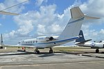 Gulfstream II-SP 'N417EK' (40290584461).jpg