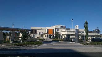 Gungahlin - The Gungahlin Community Health Centre, opened in 2012
