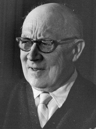 Gustaf Molander - Gustaf Molander, 1964.