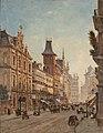 Gustave Walckiers, Boulevard du Nord, 1889.jpg