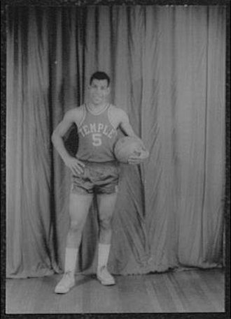 1956–57 NCAA University Division men's basketball season - Guy Rodgers of Temple