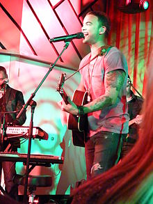 Guy Sebastian 6 Dec 2011 @Beresford - Don't Worry Be Happy Launch.jpg