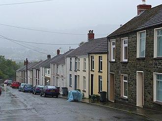 Aberaman North - Gwawr Street, Aberaman
