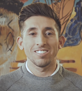 Héctor Herrera Mexican footballer