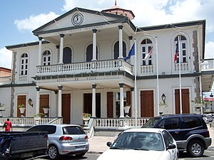 Basse-Terre - The Town Hall