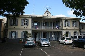 Saint-André, Réunion - Saint-André town hall