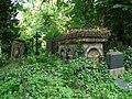 Hřbitov - Olšanské hřbitovy (Žižkov), Praha 3, Vinohradská, Želivského, Jičínská, Žižkov - jiná část.JPG