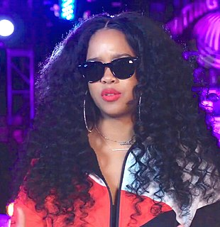 H.E.R. American-Filipino singer and songwriter