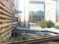 HK 觀塘廣場 Kwun Tong Plaza MTR Station view 開源道 Hoi Yuen Road footbridge March-2012 Ip4.JPG