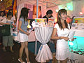 HK Central Night Lan Kwai Fong Carnival 2008 Philips Sale Team 2 a.jpg