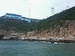 HK Islands District boat tour view spk Oct-2012 (79) Nam Long Shan.jpg