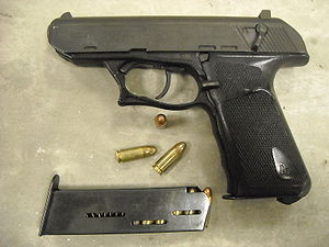 Heckler & Koch P9 - Image: HK P9S PDRM