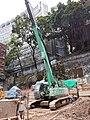 HK SYP 西環 Sai Ying Pun 皇后大道西 Queen's Road West Regal Hotel construction site 13pm April 2020 SS2 10.jpg
