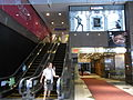 HK TST 28 Canton Road Lippo Sun Plaza escalators Aug-2012.JPG