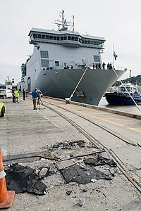 HMNZS CANTERBURY Returns to Lyttelton - Flickr - NZ Defence Force.jpg