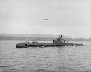 HMS <i>Seneschal</i> submarine