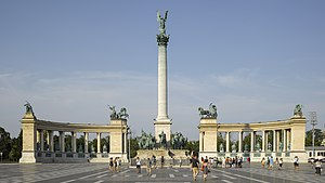 Heroes' Square – overview