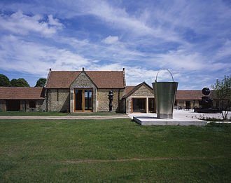 Hauser & Wirth - Image: HWSO grounds