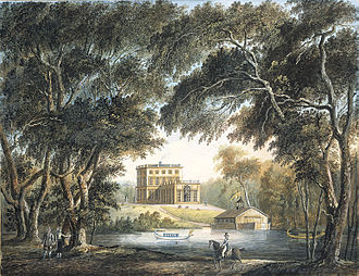 1811 in Sweden - Hagaparken 1811