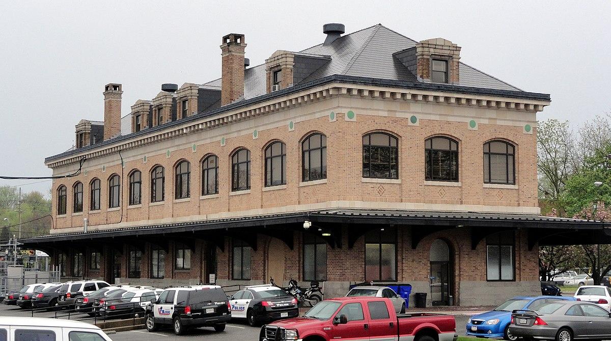 Western Maryland Railway Station Hagerstown Maryland