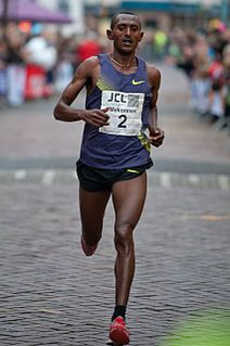 Hailu Mekonnen Ethiopian long-distance runner
