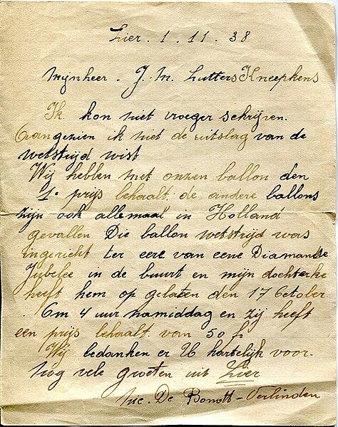 Bestand:Handschrift Lier (B) 1938.jpg