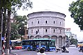 Hang Dau water tower- a funky looking building in Hanoi (30646030003).jpg