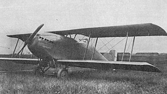 Hanriot HD.24 - Image: Hanriot HD.24 L'Aerophile August,1922