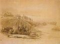 Haradzienskija zamki. Гарадзенскія замкі (1845).jpg