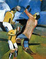 Harald Giersing, football player, 1917.jpg