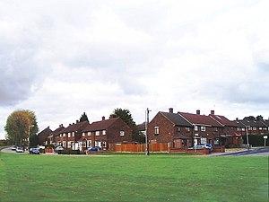 Harold Hill - Image: Harold Hill Estate, Romford geograph.org.uk 1011881