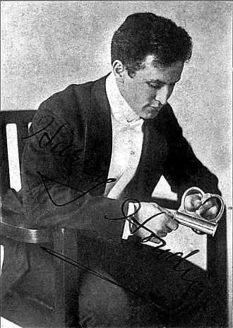 Harry Houdini - Houdini, c. 1900