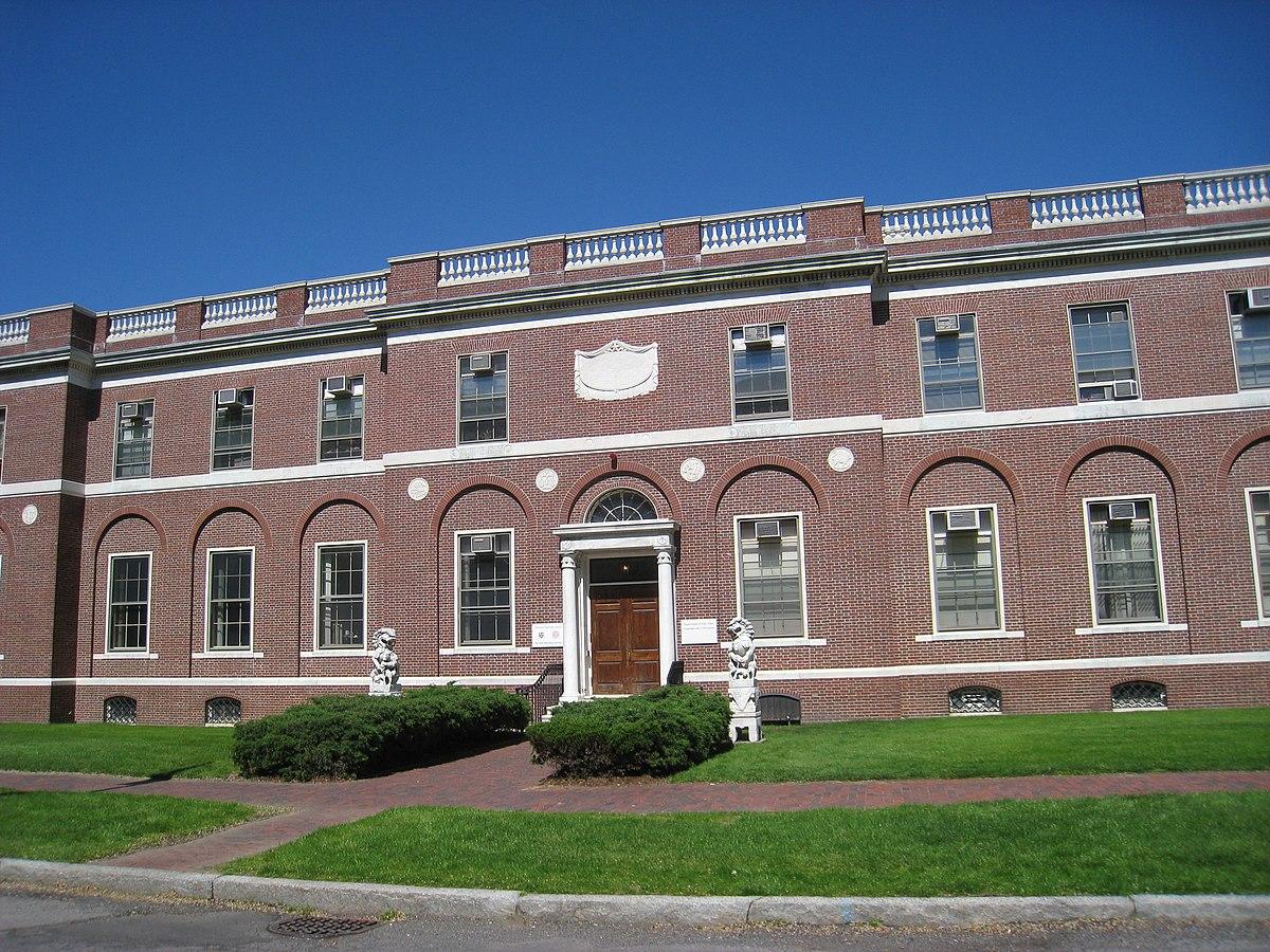 Harvard-Yenching Institute, Harvard University.jpg