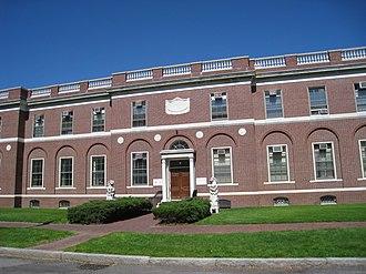 Harvard–Yenching Institute - The Harvard-Yenching Institute