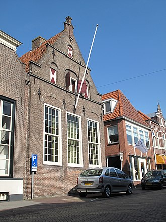 Kiliaen van Rensselaer (merchant) - Birth house of Kiliaen van Rensselaer in Hasselt, Netherlands